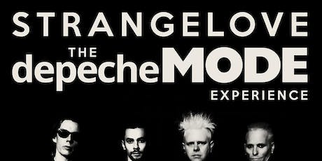 STRANGELOVE- The Depeche Mode Experience @ Holy Diver tickets