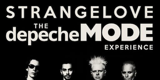 STRANGELOVE- The Depeche Mode Experience @ Holy Diver