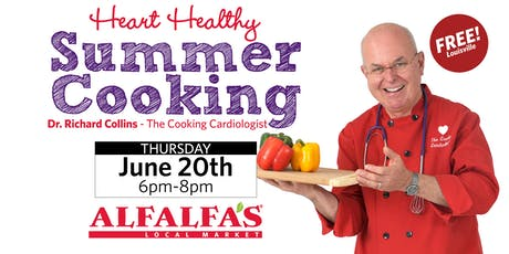 Heart Healthy Summer Cooking tickets