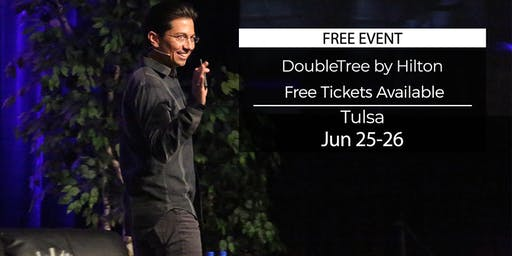 (FREE) Millionaire Success Habits revealed in Tulsa by Dean Graziosi