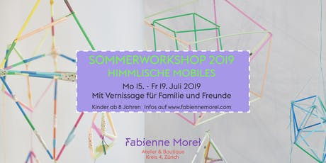Sommerworkshop: Himmlische Mobiles tickets
