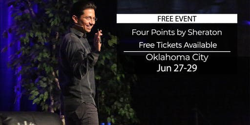 (FREE) Millionaire Success Habits revealed in Oklahoma City by Dean Graziosi