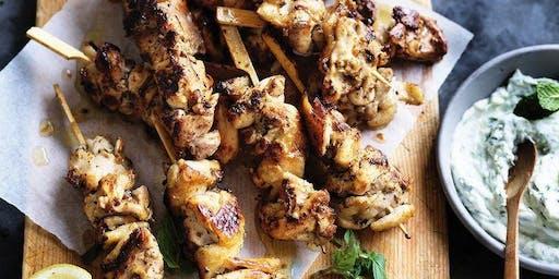 Cooking Class: Greek Dinner