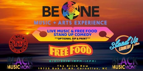 Black Music Month: #BeONE Music Experience  tickets