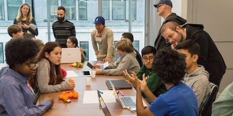 TEENS IN AI - ACCELERATOR FOR TEENS 2019 tickets
