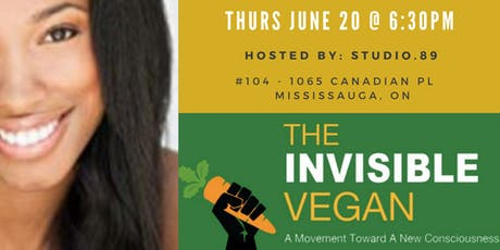 Docs & Lattes - The Invisible Vegan tickets