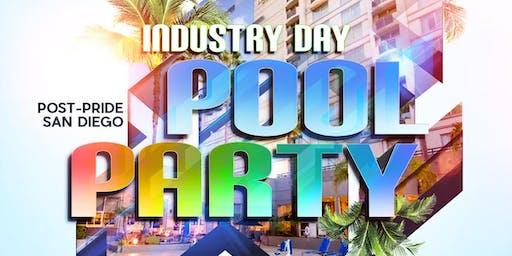 Industry - Post Pride Pool Party