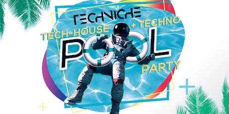 Techniche - PRIDE Pool Party tickets