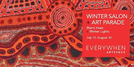 Winter Salon + Art Parade 2019 tickets