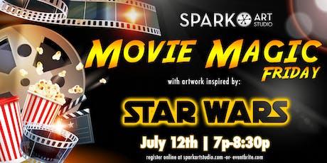 Kids Art Workshop | Movie Magic Friday | Star Wars tickets