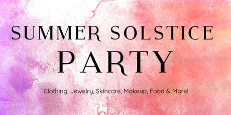 Summer Solstice Party tickets
