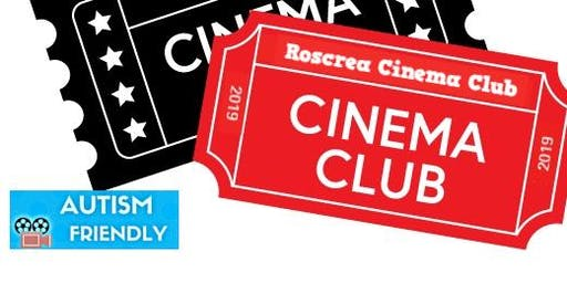 Roscrea Cinema Club- (Kids Club) July 2019