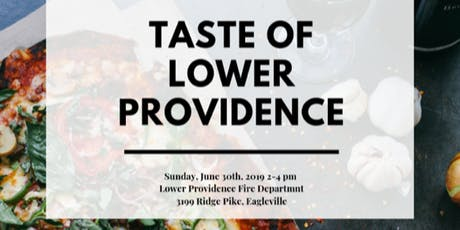 Taste of Lower Providence tickets