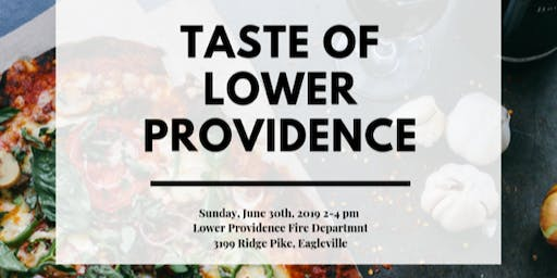 Taste of Lower Providence