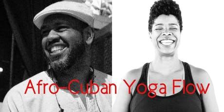Afro-Cuban Yoga Flow tickets