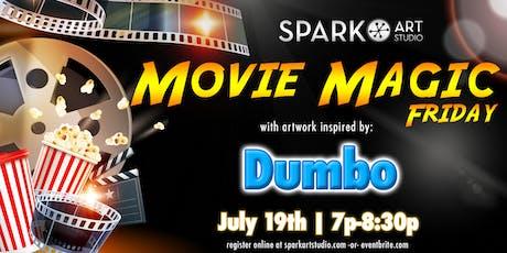 Kids Art Workshop | Movie Magic Friday | Dumbo tickets