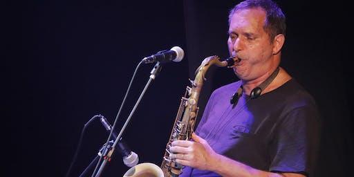 Quarteto Fernando Trocado na Audio Rebel