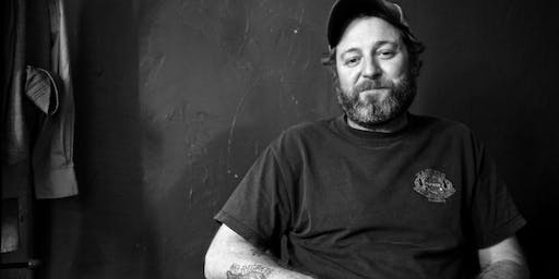 Scott H Biram in the Gospel Lounge