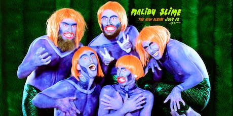The Manx - Malibu Slime record release show tickets