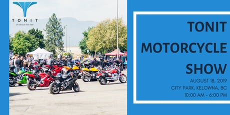 Tonit Motorcycle Show tickets