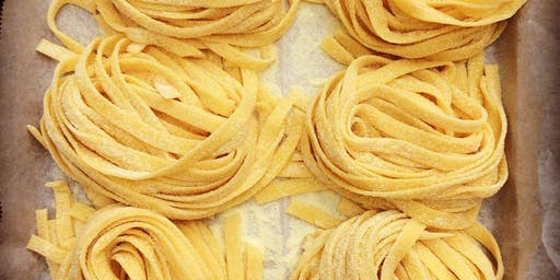 Adult Summer Camp Series: Pasta Party w/ DeCarmine's Handmade!