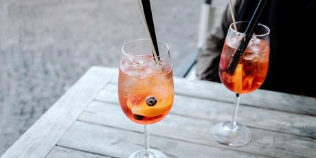 """Contimo """"Puttin' on the Spritz"""" Pop-Up at Grove tickets"""