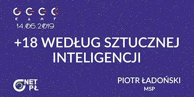 GeekCamp: +18 według sztucznej inteligencji