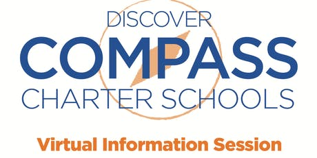 Virtual Information Session with Compass Charter Schools  tickets