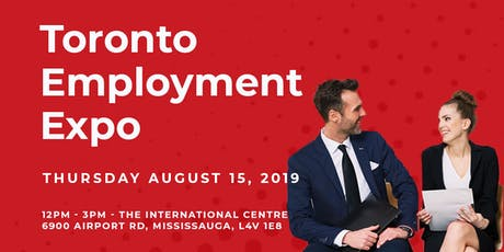 Job Fair | Toronto Employment Expo tickets