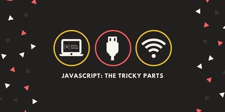JavaScript: The Tricky Parts tickets