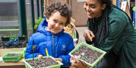 Drop In Gardening at Slade Edible Playground tickets