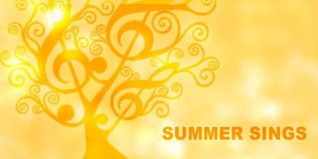 2019 Summer Sings - SERIES: All 3 Sings (Aug 5, 12, 19) - Chorus pro Musica - Boston tickets