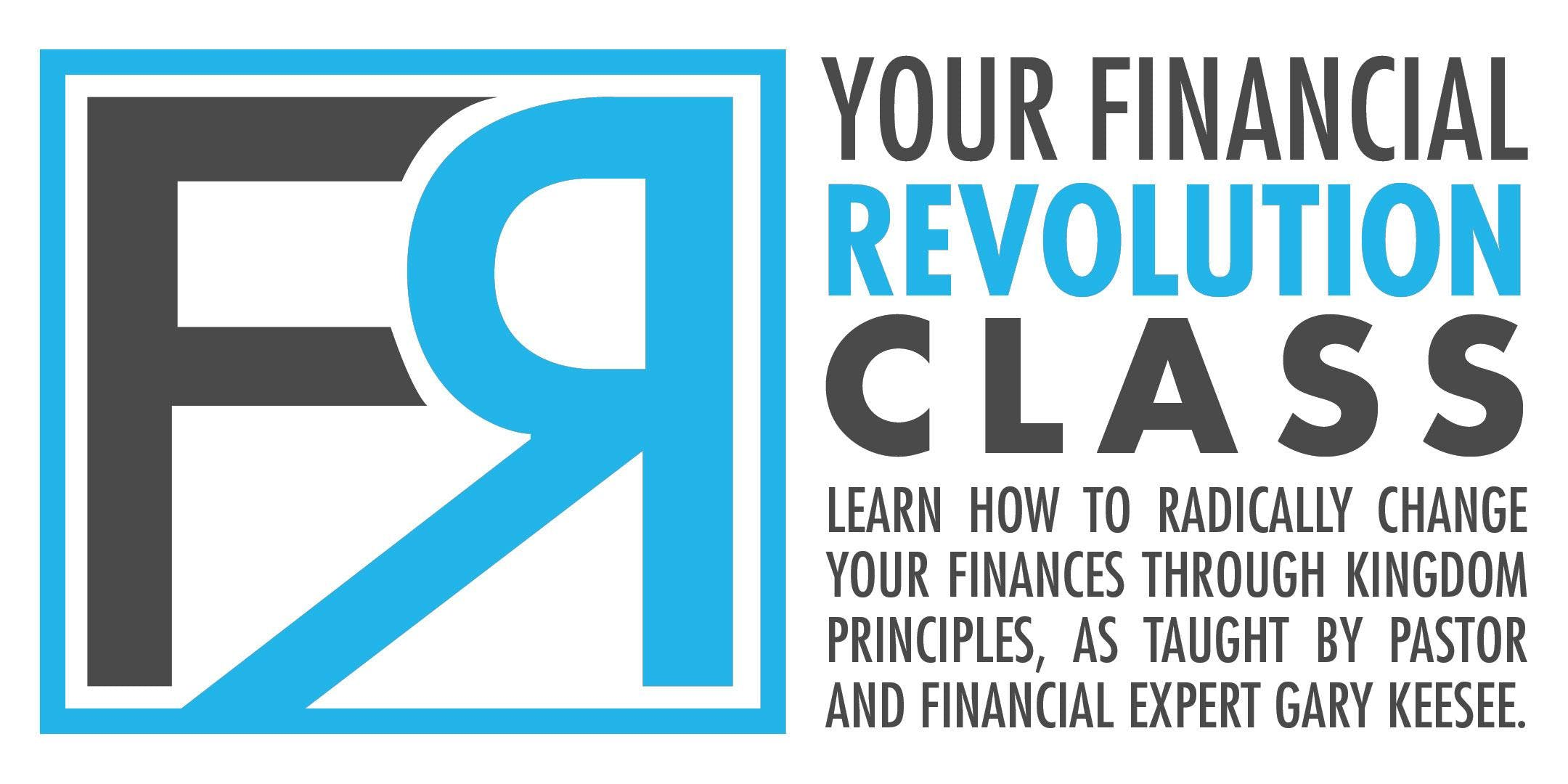 Financial Revolution (The Power Of Rest) Part 2 - Ahwatukee