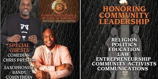 FAMU NAA Broward County Community Unity Day Scholarship Luncheon