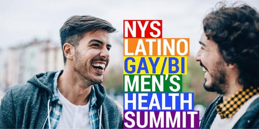 New York State Latino Gay and Bi Men's Summit 2019