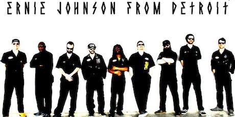 Ernie Johnson From Detroit tickets