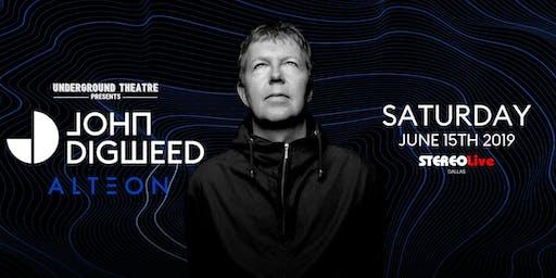 Underground Theatre Presents: John Digweed - Dallas