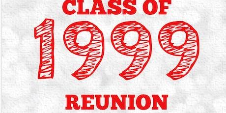 20 Year Reunion Galt High School Class of 1999 tickets
