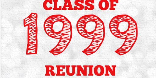 20 Year Reunion Galt High School Class of 1999