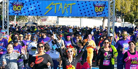 Awesome 80's Run Volunteers tickets
