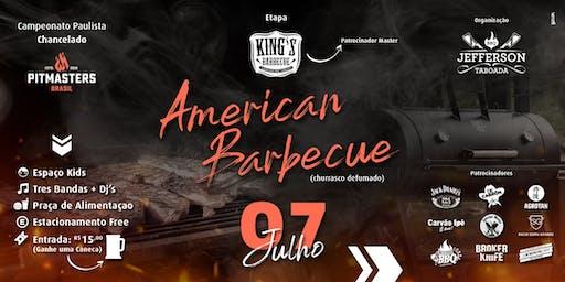 Festival e Campeonato de American Barbecue