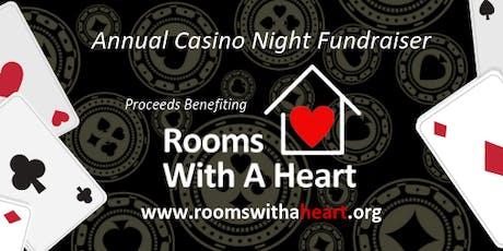 2019 Casino Night Fundraiser tickets
