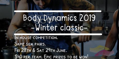 Body Dynamics 2019 Winter Classic tickets