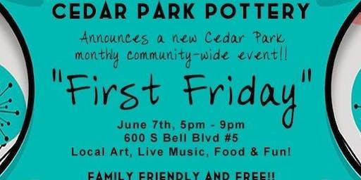 Cedar Park First Friday
