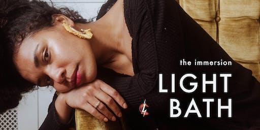 LIGHT BATH - THE IMMERSION
