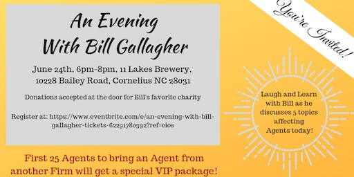 An Evening with Bill Gallagher