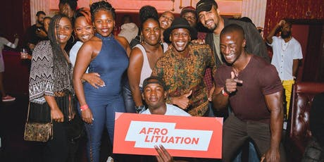 AFROLITUATION: LA's Biggest Afrobeat Experience Party tickets