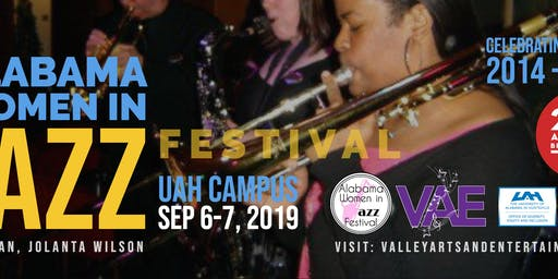 6th Alabama Women in Jazz Festival