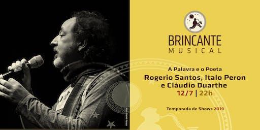Brincante Musical | Rogerio Santos