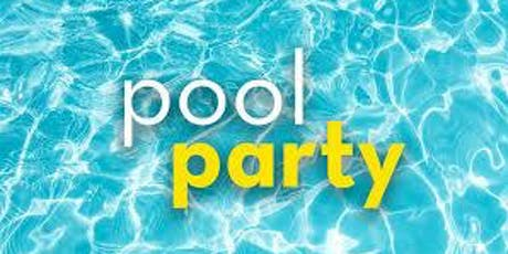 Cabarrus County Democratic Women Pool Party tickets